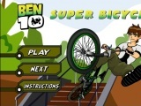 Ben 10 Bicycle Motocross Hacked