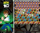 Ben 10 Bubbel Shooter