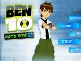 Ben 10 Moto Ride 2 Hacked