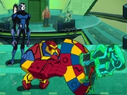 Ben 10 Omniverse The Return of Psyphon