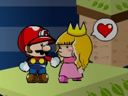 Brother Mario Rescue Princess