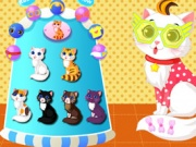 Cute Cat Dress Up
