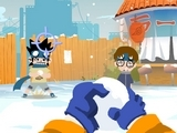 Naruto Snow Battle Field