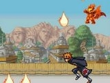 Naruto VS Fire Dragon