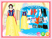 Snow White Dress Up