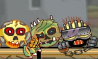 Spiele Roly-Poly Cannon: Bloody Monsters Pack 2
