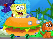 SpongeBob Burger Ride