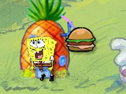 Spongebob Burger Swallow