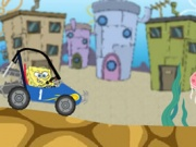 spongebob karting